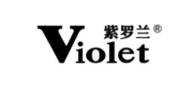 紫罗兰被子