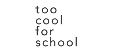 TOO COOL FOR SCHOOL化妆刷清洗液