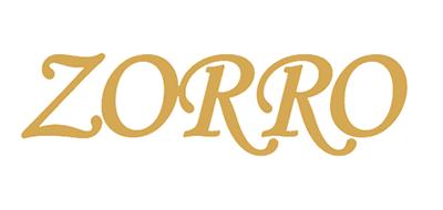 ZORRO品牌标志LOGO