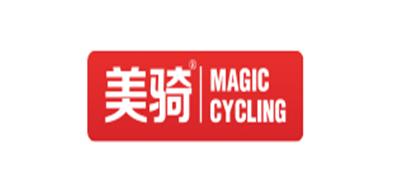 美骑自行车