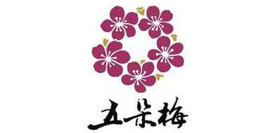 五朵梅品牌标志LOGO