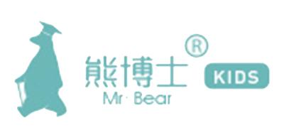 熊博士儿童乳胶床垫