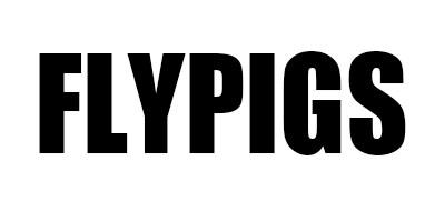 Flypigs品牌标志LOGO