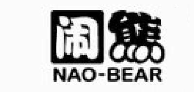 闹熊品牌标志LOGO