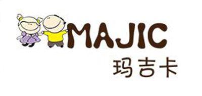 玛吉卡品牌标志LOGO
