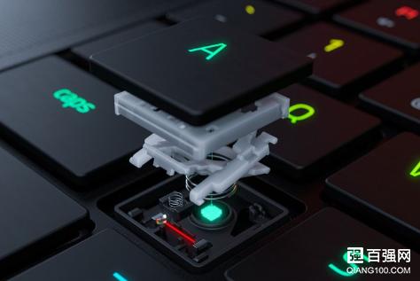 雷蛇发布Blade 15 Advanced游戏笔记本:采用光开关按键设计