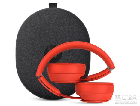 苹果发布全新 Beats Solo Pro压耳式头戴耳机:支持降噪