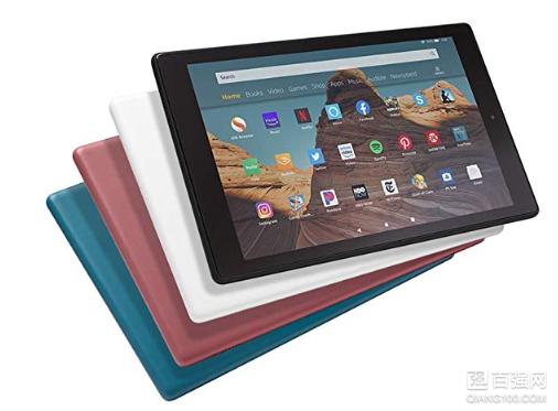 亚马逊发布新款 Fire HD 10平板电脑:四款配色可选