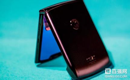 摩托罗拉RAZR手机正式发布:采用典翻盖式设计