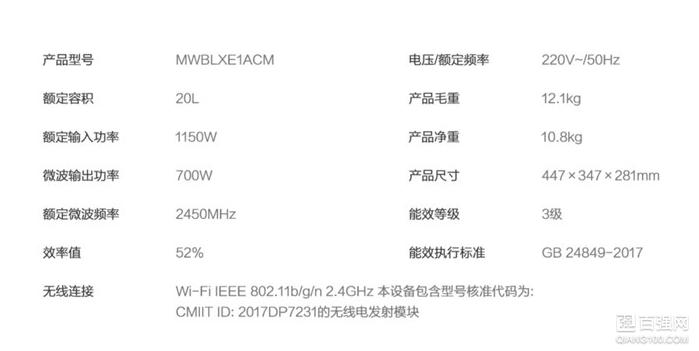 小米米家微波炉发布,逆天颜值399元值了!