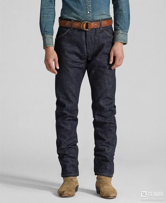 致敬经典,RPL推出限量300条原色牛仔裤