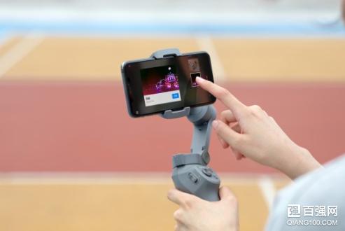 699元!大疆发布灵眸Osmo手机云台3:快速折叠设计