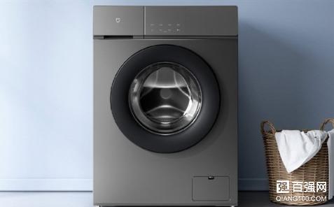 小米发布米家变频滚筒洗衣机1S 8kg:16种洗涤模式