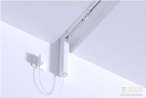 小米有品智能窗帘电机(Wi-Fi版)上架众筹:自动开合