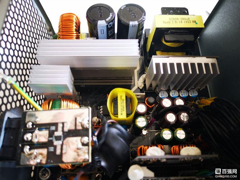 仅售349还有80Plus金牌认证,美商艾湃电竞AN-650电源拆机小测