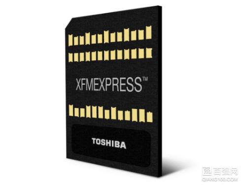 东芝发布XFMEXPRESS超高速便携存储卡:媲美高端NVMe M.2 SSD固态硬