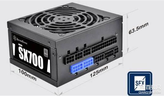 银欣发布SX700-PT SFX白金迷你电源:目前等级最高的SFX电源