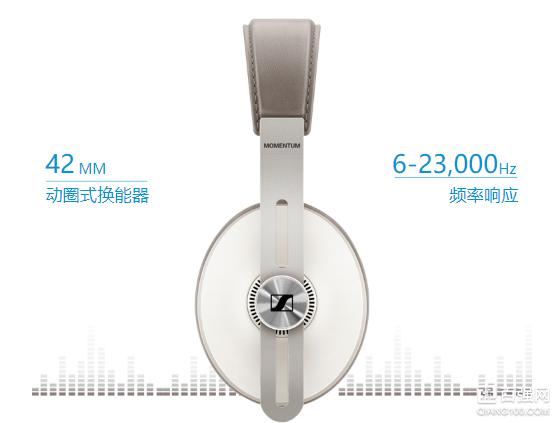 森海塞尔正式在国内发布:第三代 Momentum Wireless 降噪耳机