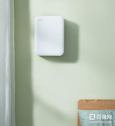 小米有品众筹上架碧家壁挂新风机:高效过滤,带电辅热