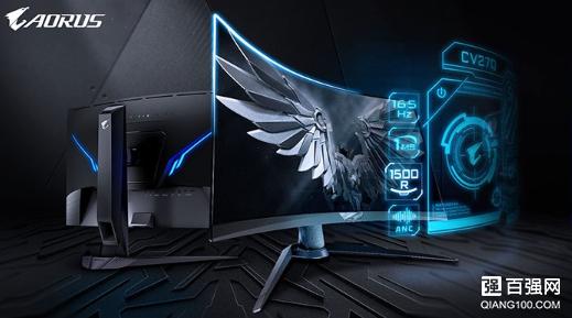 技嘉推出新款战术显示器:暗部场景模式技术