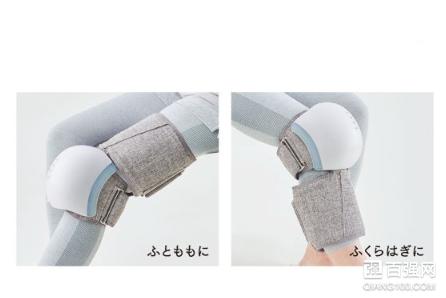 ATEX发布一款膝盖按摩器:带加热功能