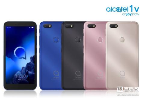 TCL推出阿尔卡特1V 和3X手机:千元机之选