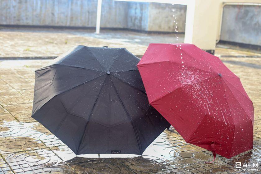 绅士与暴徒,169的雨伞与69的对比,绅士手开自动收美收伞