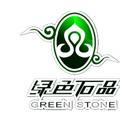 绿色石品羊脂玉吊坠