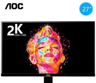 不选贵的只选对的! AOC LV273HQPX高端显示器售价2499!