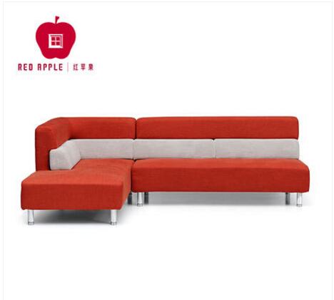 红苹果布艺沙发性价比如何?值得购买吗?