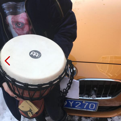 MEINL麦尔10寸非洲鼓怎么样?鼓声好听吗?