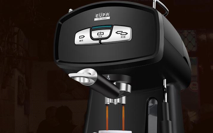灿坤(EUPA)TSK-1826B4 半自动咖啡机好吗?