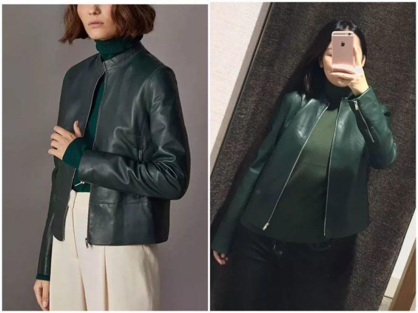 massimo dutti皮衣款式多吗?质量如何?