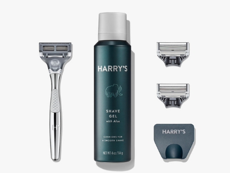 Harry's 手动剃须刀怎么样?好不好用?