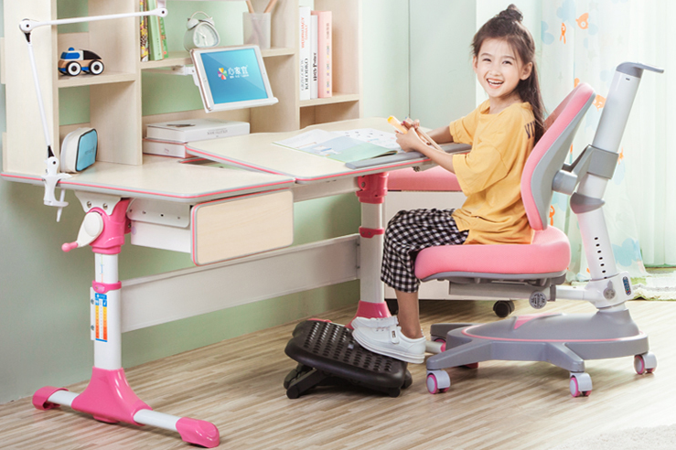 心家宜儿童学习桌怎么样?价格高吗?