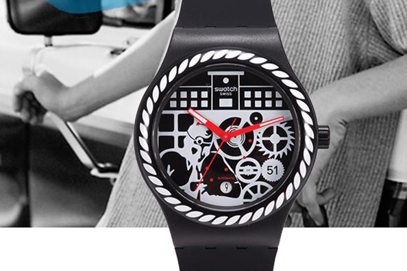 斯沃琪机械表怎么样?斯沃琪手表质量怎么样?