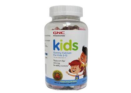 gnc儿童钙片怎么样?gnc儿童钙片价格?