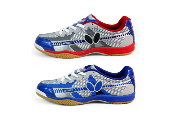 乒乓球鞋什么牌子好?蝴蝶乒乓球运动鞋质量如何?