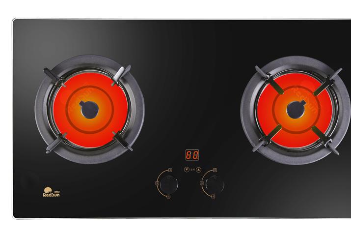 红外线灶具好吗?红日EC018B红外线燃气灶优缺点?