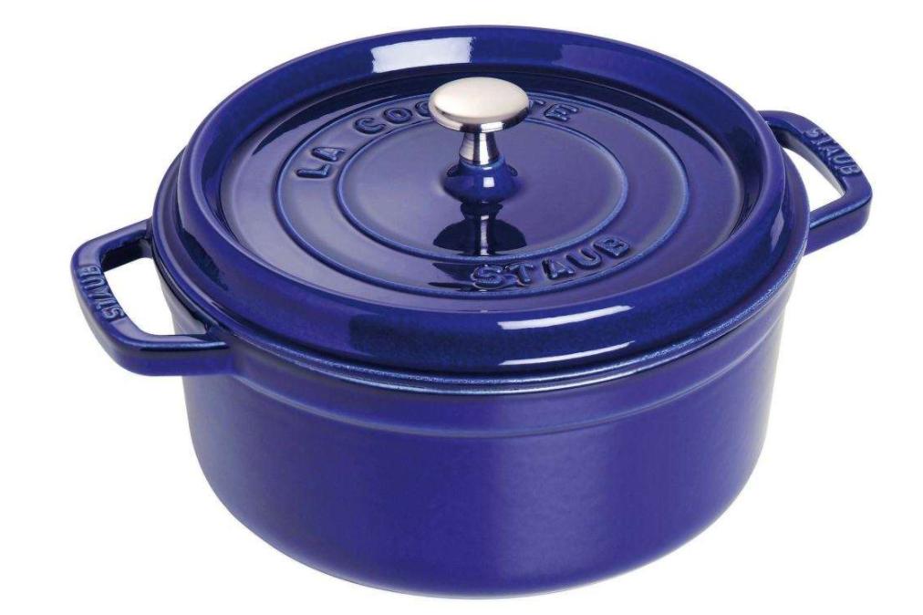 铸铁锅推荐?Le creuset和staub铸铁锅哪个好?