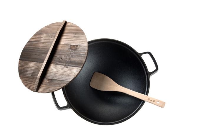 什么铁锅最好?炊大皇铁锅重吗?