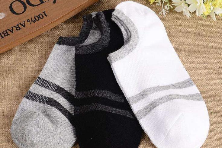 船袜老是往下掉怎么办?有光男士防滑船袜怎么样?