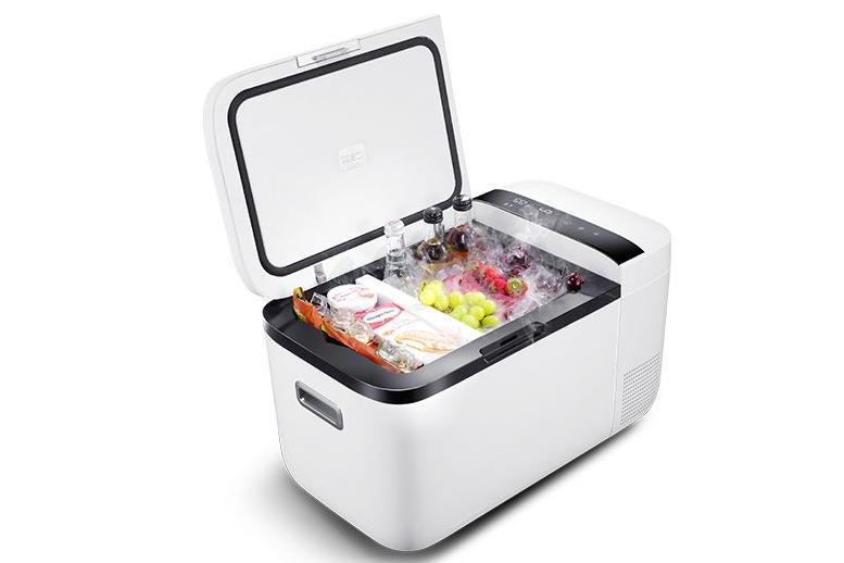 英得尔车载冰箱t20怎么样?可以快速制冷吗?
