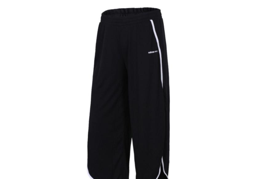 女装夏季阔腿长裤套装?Adidas联名长裤阔腿裤穿着舒服吗?