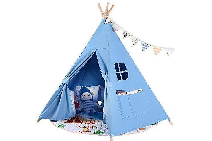 乐昂帐篷如何?适合小孩子玩吗?