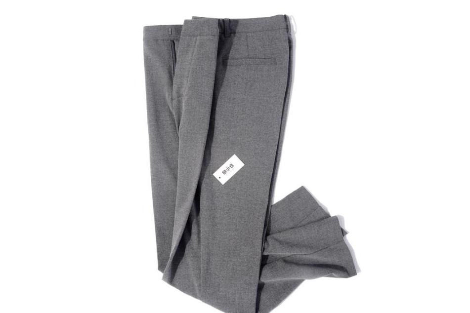 西裤怎么搭配?OXC/欧小仓西裤好搭配吗?