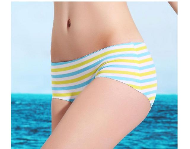歌芮蜜语女内裤是无痕的吗?歌芮蜜语女内裤透气吗?