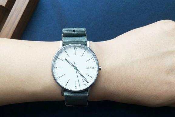 skagen男士手表什么档次?价格是多少?