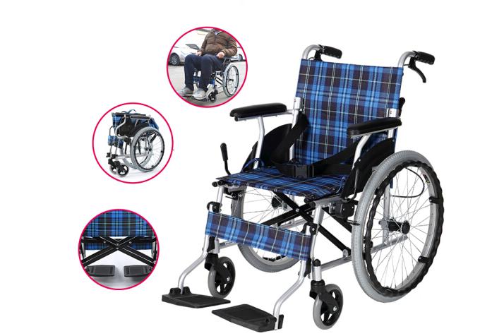 互邦轮椅好吗?60公斤的人可以用吗?