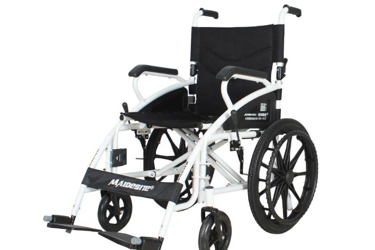迈德斯特轮椅质量如何?坐着舒服吗?